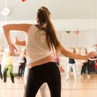 Танцевальная школа