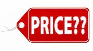 Цена на рекламные услуги