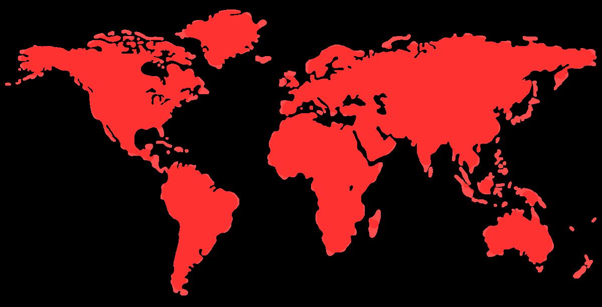 Мы рабогтаем по всему миру