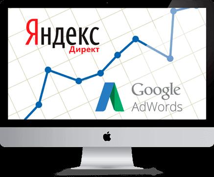 Яндекс Директ и Гугл Адвордс
